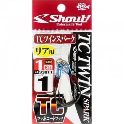 Shout 338 - TC Twin Spark 1cm - 1 (2pcs)