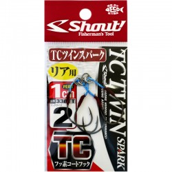 Shout 338 - TC Twin Spark 1cm - 2 (2pcs)