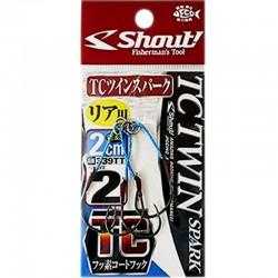 Shout 339 - TC Twin Spark 2cm - 2 (2pcs)