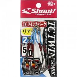 Shout 339 - TC Twin Spark 2cm - 5/0 (2pcs)