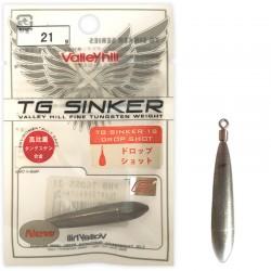 Valley Hill TG Sinker 18 - Drop Shot 21g (1pc)