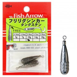 Fish Arrow Furi Rig TG Sinker 3/8oz-10g (2pcs)