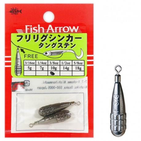 Fish Arrow Furi Rig TG Sinker 3/8oz-10g (2pcs)