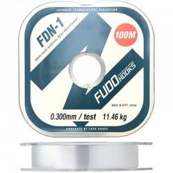 Fudo Hooks FDN-1 100m (0.30mm - 11.46kg)