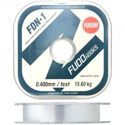 Fudo Hooks FDN-1 100m (0.40mm - 15.60kg)