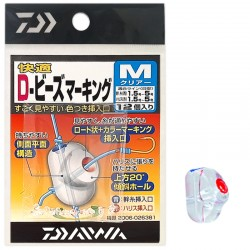 Daiwa Cross D Bead - M (12pcs)