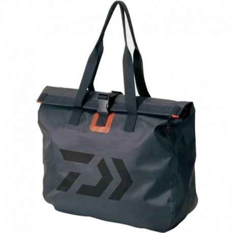 Daiwa Tote Bag Water Proof - Size L (Black)