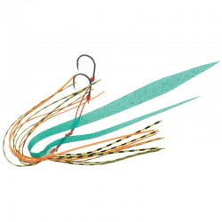 Daiwa Kohga KAE Unit Alpha SS - Orange Emerald R (2pcs)