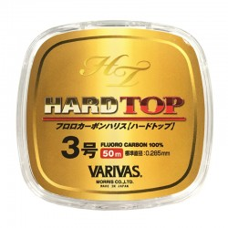 Varivas Hard Top Fluoro Carbon 50m (3 - 0.285mm)