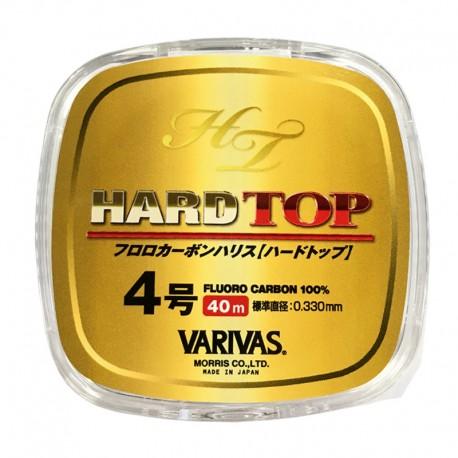 Varivas Hard Top Fluoro Carbon 40m (4 - 0.330mm)
