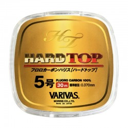 Varivas Hard Top Fluoro Carbon 30m (5 - 0.370mm)