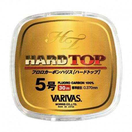 Varivas Hard Top Fluoro Carbon 30m (5 - 0.370mm)