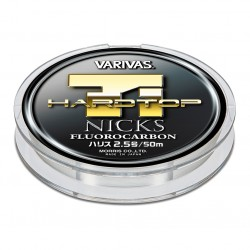Varivas Hard Top TI Nicks Fluorocarbon 50m (2.5 - 0.260mm)