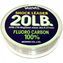 Varivas Shock Leader Fluoro Carbon 30m (5 - 0.37mm)