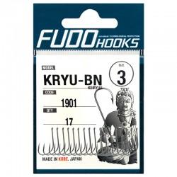 Fudo Hooks KRYU-BN 3 (17pcs)