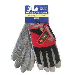 Major Craft Jigging Glove - L - BK