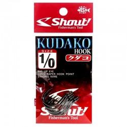Shout Kudako Hook 1/0 (6pcs)