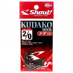 Shout Kudako Hook 2/0 (6pcs)