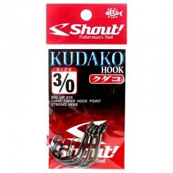 Shout Kudako Hook 3/0 (5pcs)