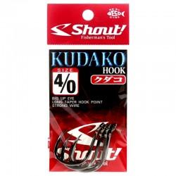Shout Kudako Hook 4/0 (4pcs)