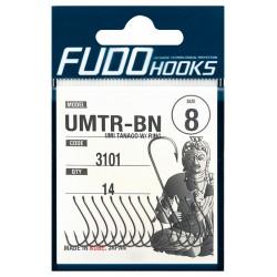 Fudo Hooks UMTR-BN 8 (14pcs)