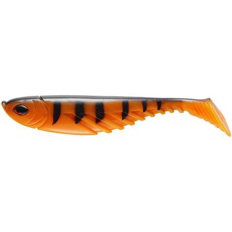 Berkley Giant Ripple 16cm Orange Black - 3pcs