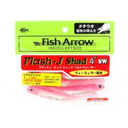 Flash J SW Luminova Shad 10cm - 135