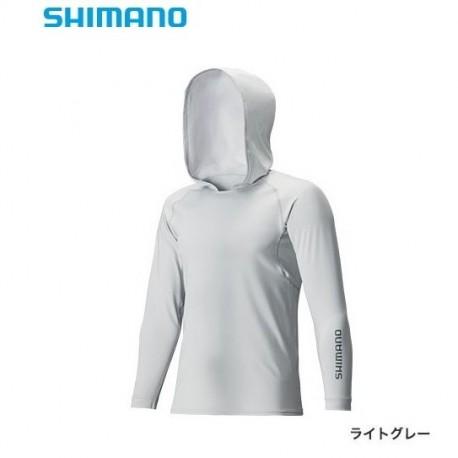 Camiseta Proteção Solar in-062Q Cinza L