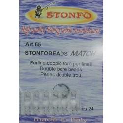 Missangas Stonfo Match 2.2mm Art. 65