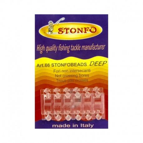 Missangas Stonfo Deep 4mm Art. 66