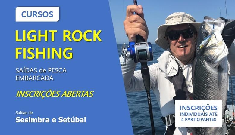 Light Rock Fishing