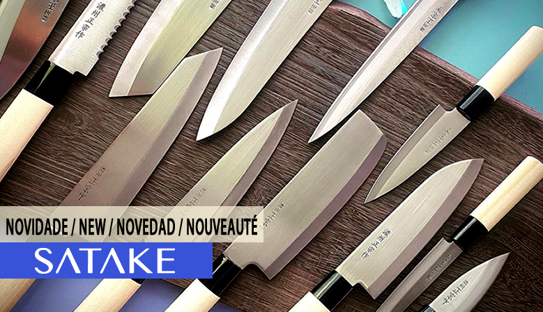 Satake - Novidades